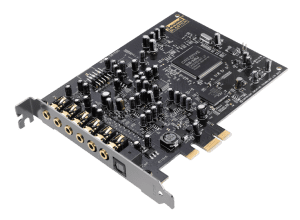 Creative Sound Blaster Audigy PCIe RX 7.1