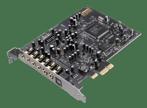 Creative Sound Blaster Audigy PCIe RX 7.1